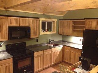 Four season cabin near carrabasset river  5 min. from Sugarloaf mountain
