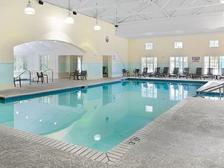 SLEEPS 12- 4 BDRM-4 BATHS-2 KITCHENS ~GREENSPRINGS RESORT~ INDOOR/OUTDOOR POOLS