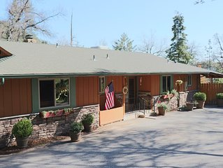Family Friendly Home ~ Only 25 Minutes From Yosemite