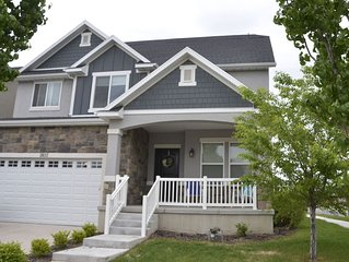 Charming 4 Bedroom Property Located in South Jordan