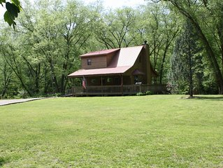 The Toccoa Riverside Cabin