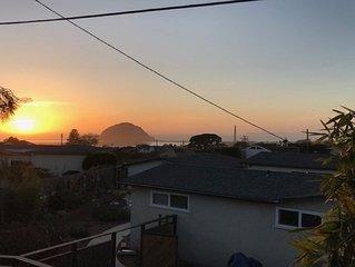GUEST HOUSE - STUNNING MORRO ROCK & OCEAN VIEW