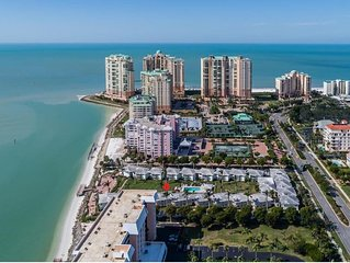 Marco Island Ocean Front South End - low rise.......Great LOCATION!!!