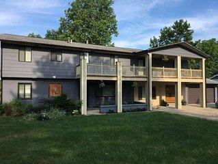 Waterbury - Lake House Retreat