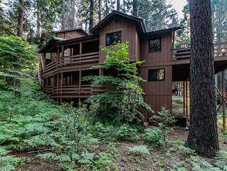 Beautifully Remodeled Cabin just outside Yosemite