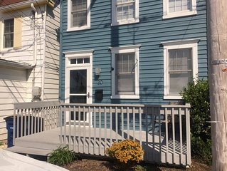 Eastport Cottage with Waterview  - Minutes from Downtown Annapolis and USNA