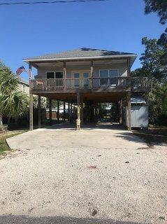 Pappy's Paradise a Gulf View 4 Bed/4 Bath/Bunk Room escape in St. Joe Beach, FL