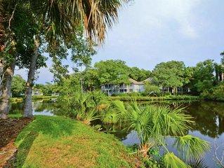 Beautiful Serene Lagoon Oasis 4763 Tennis Club