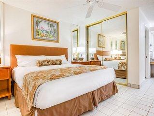 2 Bed Room, 2 Bath Sleeps Six Maui  One - Two Weeks