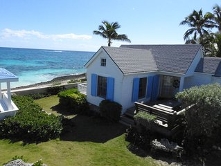 Cozy Ocean-Side Cottage in Historic Hope Town Settlement