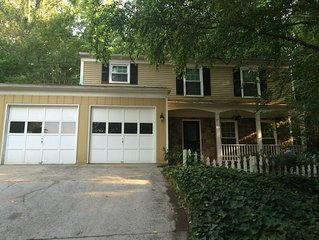 Home in Marietta, Great East Cobb Location