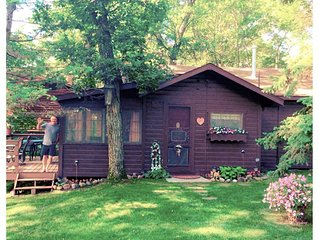 Charming Cottage on Crosslake