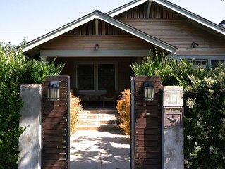 Beautiful Classic Craftsman Home Close To Everything Hollywood & Universal