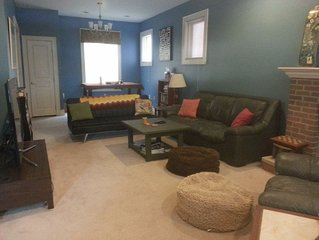 Beautiful, Large Home in Historic Old Oaks District