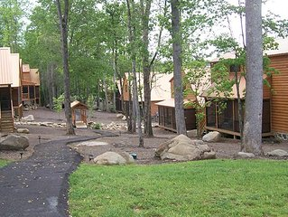 Beautiful Cabin outside of Gatlinburg TN No hidden fees!