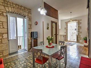 Casa Murgiana: Una caratteristica e accogliente casa indipendente su due piani.