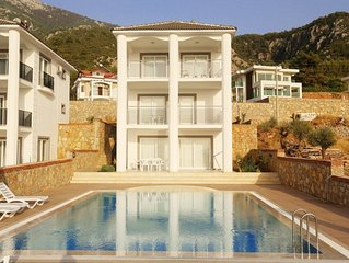 Fethiye 3 Bedroom Villa With Private Pool Four Sunset View. Daily or weekly rent