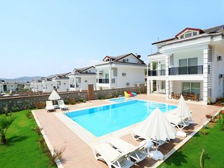 Fethiye 4 Bedroom Villa With Private Pool New Four Seasons. Daily or weekly rent
