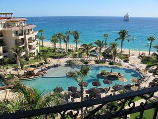 Ocean Front/View Villa! Gorgeous pools, 5 Hot Tubs on Property! 5 Star Resort Sp