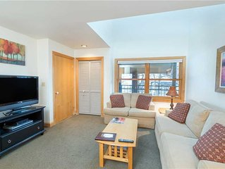 Cimarron Lodge #7: 2 BR / 2 BA condo in Telluride, Sleeps 6