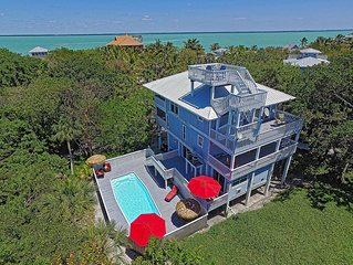 Rum Point - 5BR/Pool - 2 Golf Carts - Sleeps up to 12