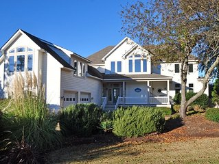 Casa del Sol - Luxurious Sound Front Home in The Currituck Club, Corolla, NC