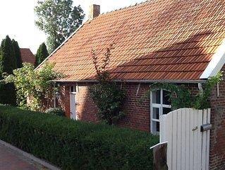 Historisches Küsterhaus in idyllischer Dorflage zur Alleinnutzung