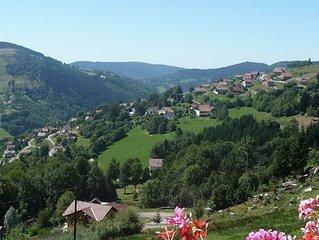 Location appartement L'horizon à La Bresse (88)