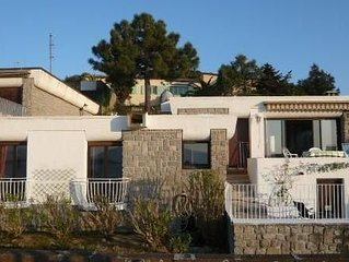 Villa Face a La Mer,50 M Plage D'argent dans golfe d'ajaccio pres de porticcio