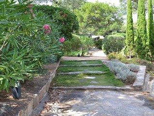 Maison classee 3* - 5/6pers. - Gaou Benat - terrasse et jardin  proche 2 plages