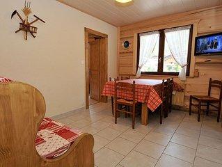 Appartement au centre du village