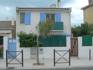 la Saladelle:Appartement dans le village,2 a 5 personnes