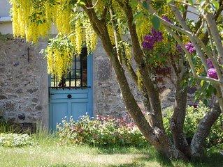 Maison de charme proche de la mer dans batisse du 18eme.