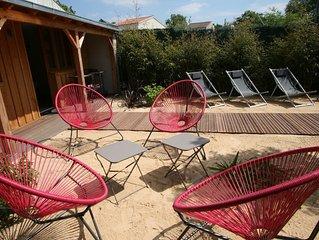 Villa Bord de Mer 12 personnes à Fouras proche La Rochelle