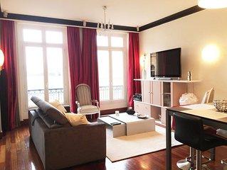 NOUVEAU ! Champs Elysees exceptionnel bedroom appartement 54 m2