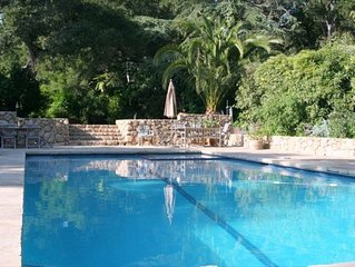 Montecito Hedgerow Compound with Beautiful Swimmers' Pool
