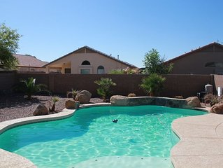 BEAUTIFUL MARICOPA HOME FOR RENT