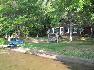 Relive the Summers of Your Youth on Beautiful Deer Lake Wi