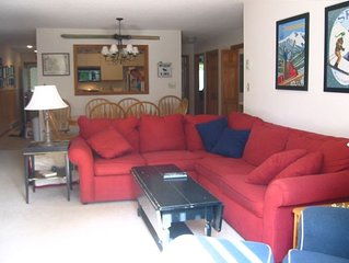 North Conway Condo-Beautiful Getaway