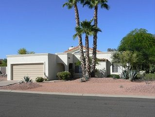 Beautiful One Story Fountain Hills House