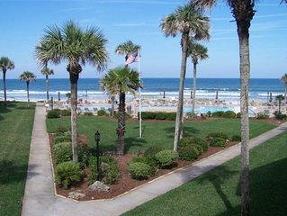 Coquina Condo Right on Beach.. St. Augustine,  FL