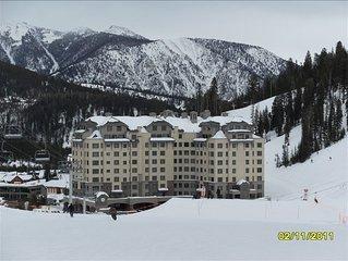 Summit Condo W/ Prime Location *Big Sky Resort
