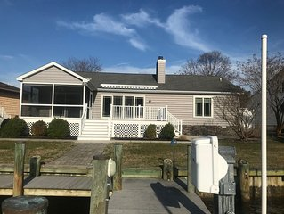 Beautiful Renovated Waterfront Property-Ocean Pines Maryland