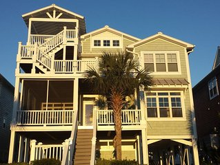Best location at OIB! Upgraded for 2019! Luxurious, clean and spacious.