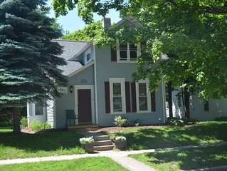 The Hideaway of Ludington -- Beautiful Home in Downtown Area