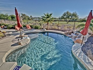 Desert House With Casita , Pool ,Hot Tube Located On The Trilogy Golf Course !