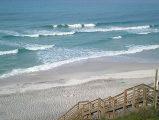 Gorgeous Gulf Front Condo - 2 Balconies Overlook Gulf - Great For Families