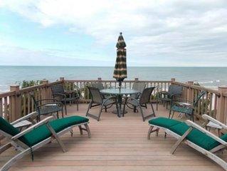 Stunning Three Story Beach Estate on Lake Ontario.