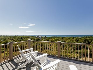 Beautiful Block Island Home With Stunning Ocean Views And Breathtaking Sunsets