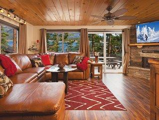 Luxury Retreat with Amazing Lake Views!
